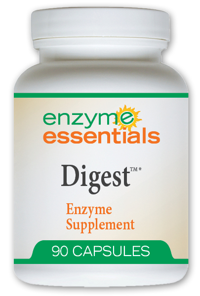 Digestive Enzymes And Systemic Enzyme Supplements