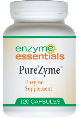 PureZyme Digestive Enzyme Supplement
