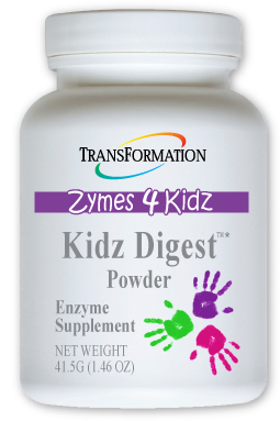 Kidz Digest Digestive Enzyme Powder Digestive Enzymes For