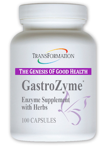 GastroZyme  100 capsules