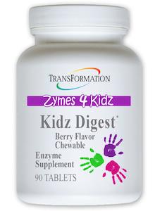 Kidz Digest Chewable 90 tablets