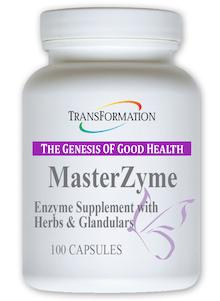 MasterZyme 100 capsules