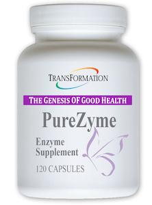 PureZyme 120 capsules