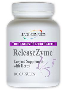ReleaseZyme  100 capsules