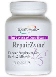 RepairZyme 120 capsules