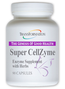 Super CellZyme 90 capsules