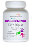 Kidz Digest Chewable 30 tablets