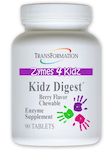 Kidz Digest Chewable 90 tablets