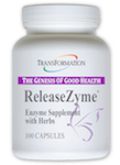ReleaseZyme  100 capsules
